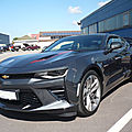 Chevrolet camaro fifty 50th anniversary edition