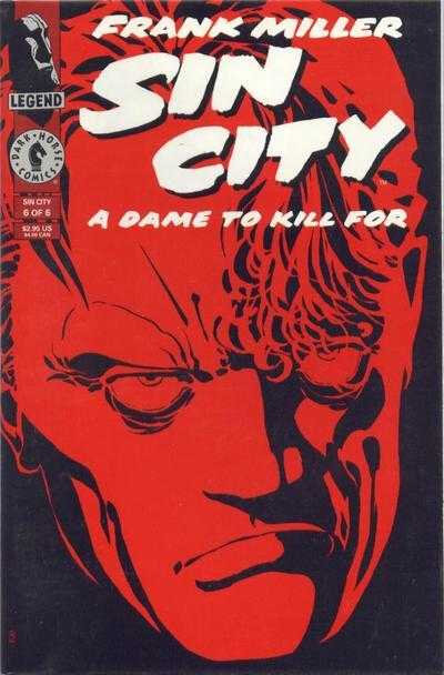 dark horse sin city a dame to kill for 06