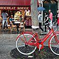 Vélo, chocolat rouge_1322