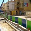 chantier u tramway de nice N° 6 049