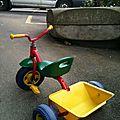 Le petit vélo (feuilleton)