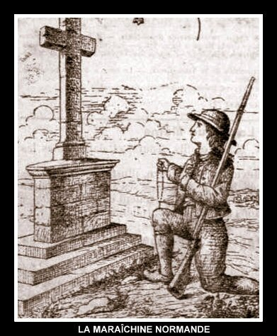 Croix chapelet