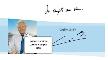 Caselli quand on aime