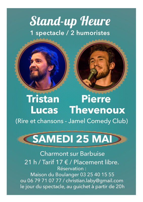 AFFICHE Stand Up