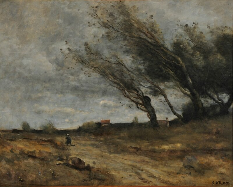 CamilleCorot_DerWindstoss