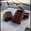 Projet 52 photos: chocolat