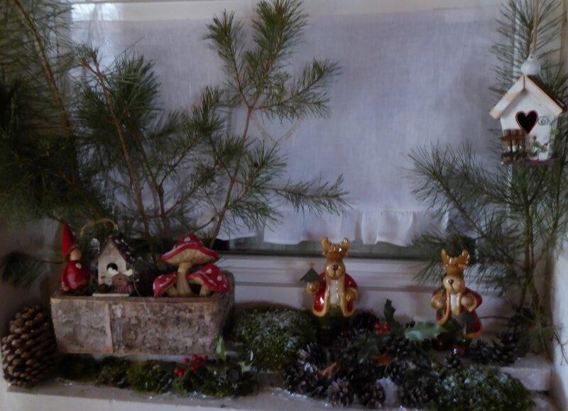 Décor Noël Charme d'Antan 5