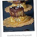 Croustillant d'endives au foie gras sbc 4