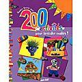 200 activités