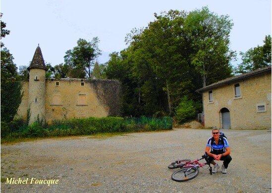 2a) château du Vellein