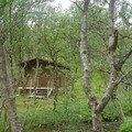 la petite maison dans la montagne