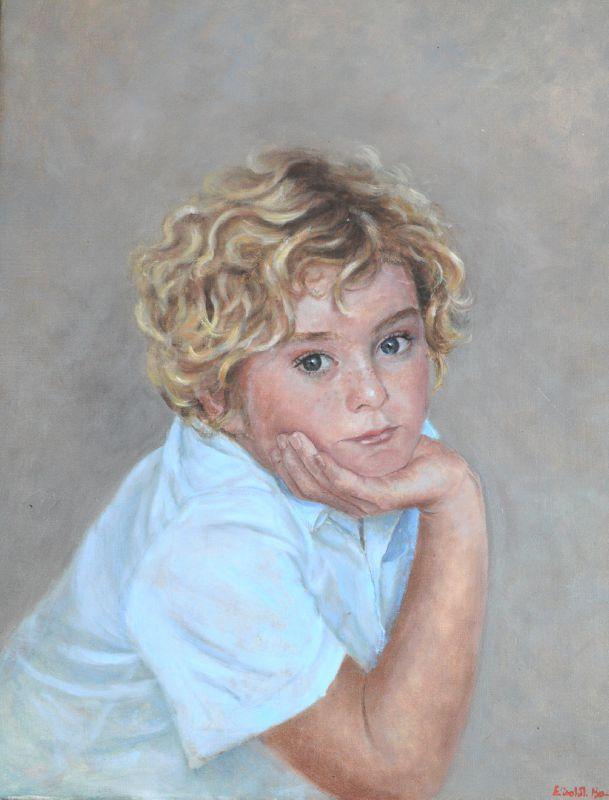 Portrait de Finn
